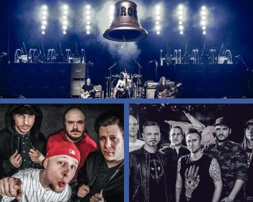 Terminverschiebung Barock und A Tribute to Linkin Park & Limp Bizkit - Aktuelle Informationen Congress Center Ramstein