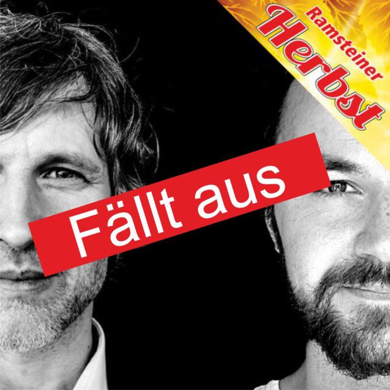 Philip Bölter und Alex Auer