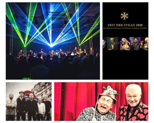 Pink Floyd, Christmas Moments und aktuelle Infos