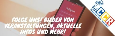 congress center ramstein social media instagram mobil