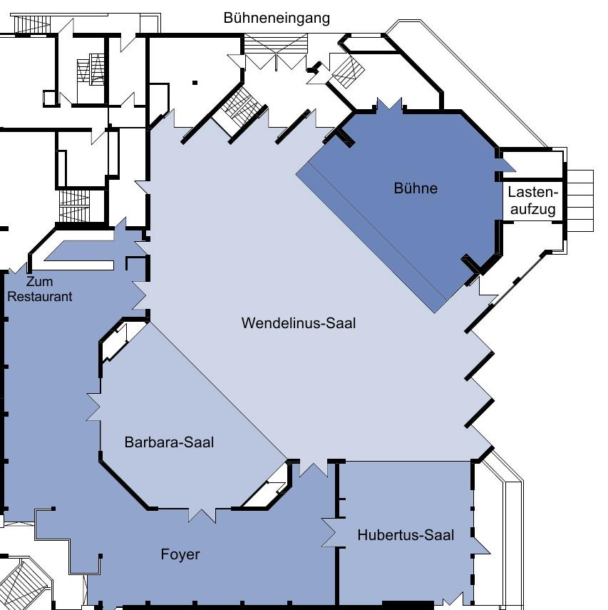 congress center erdgeschoss